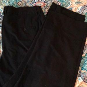Black slacks 20tall